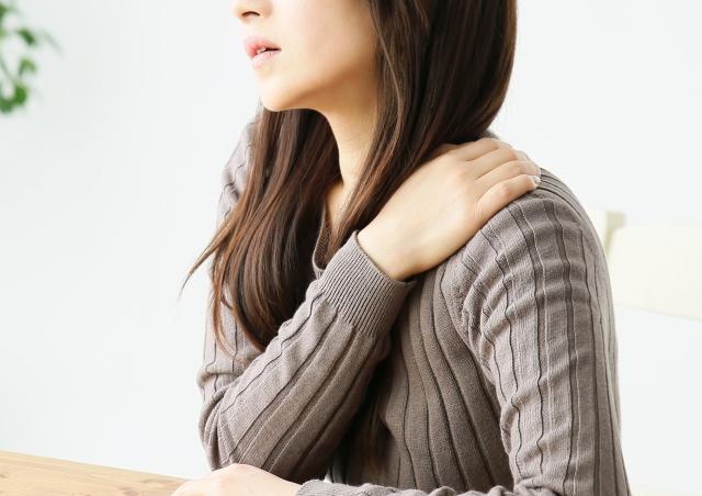 肩・腕・手の症状イメージ
