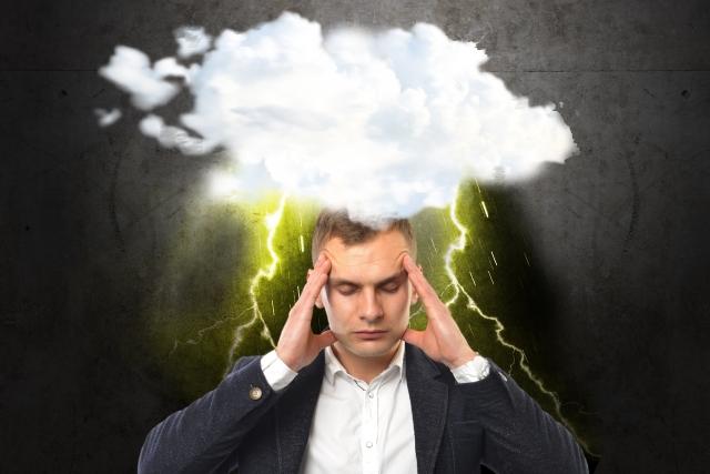 頭部の症状イメージ