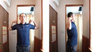 肩回し体操1